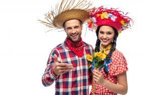 O que fazer para Festa Caipira: Concurso de fantasias caipiras