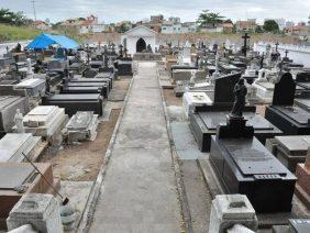 Cemitério Cemitério do Cajú – RJ –
