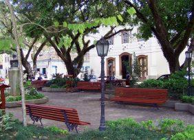 Cemitério Municipal Duas Barras – RJ –