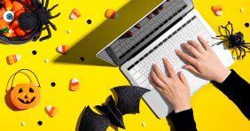 O que fazer para Dia das Bruxas – Halloween: Decoração assustadora