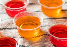 O que fazer para Dia das Crianças: Gelatina em pote ou vidro personalizado