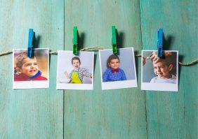 O que fazer para Dia das Mães: Varal com cartões ou desenhos dos filhos