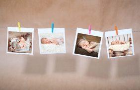 O que fazer para Dia dos Pais: Varal com cartões ou desenhos dos filhos
