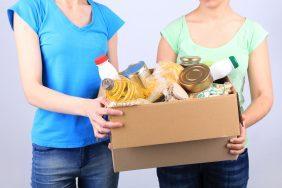 O que fazer para Natal: Campanha de doação de alimentos