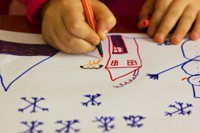 O que fazer para Natal: Concurso de desenho dos filhos