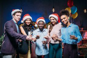 O que fazer para Natal: Festa de confraternização