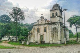 Cemitério Municipal de Nossa Senhora do Pilar – RJ –