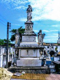 Cemitério Municipal São Francisco Xavier – RJ –