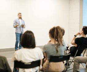 O que fazer para Ideias Comportamentais: Palestra sobre inteligência emocional