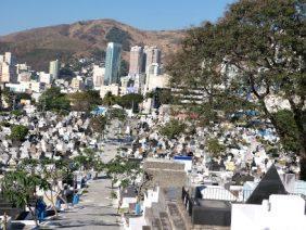 Cemitério de Nova Iguaçu – RJ –