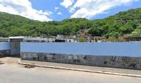 Cemitério Municipal 1° Distrito de  Mangaratiba – RJ