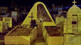 Cemitério Municipal Itaocara – RJ – Floricultura Coroa de Flores