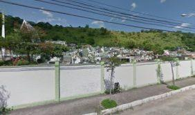 Cemitério Municipal de Santo Antonio de Pádua – RJ –