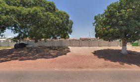 Cemitério Municipal de  São Francisco de Itabapoana –  RJ – Floricultura Coroa de Flores