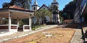 Cemitério Municipal de São José do Vale do Rio Preto – RJ –