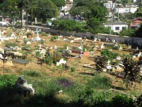 Cemitério Castanheiro – RJ –