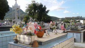 Cemitério Municipal Riachuelo de Valença – RJ –