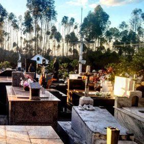 Cemitério Municipal São Francisco de Paula Trajano de Moraes – RJ –