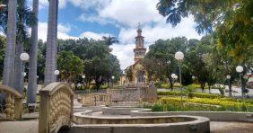 Cemitério Municipal Águas Vermelhas – MG –