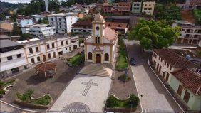 Cemitério Municipal de Alto Jequitibá – MG –