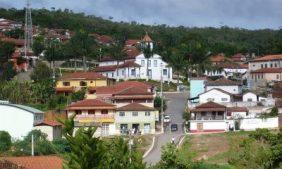 Cemitério Municipal São Miguel – MG –