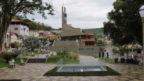 Cemitério Municipal de Astolfo Dutra – MG –