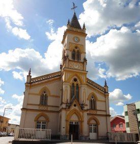 Cemitério Municipal de Cabo Verde – MG –