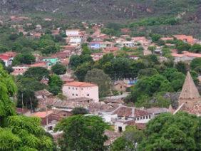 Cemitério Municipal de Grão Mogol – MG –