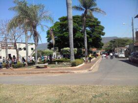 Cemitério Municipal de Guarda-Mor – MG –