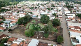 Cemitério Municipal de Guimarânia – MG –