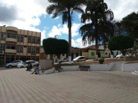 Cemitério Municipal de Itaipé – MG –